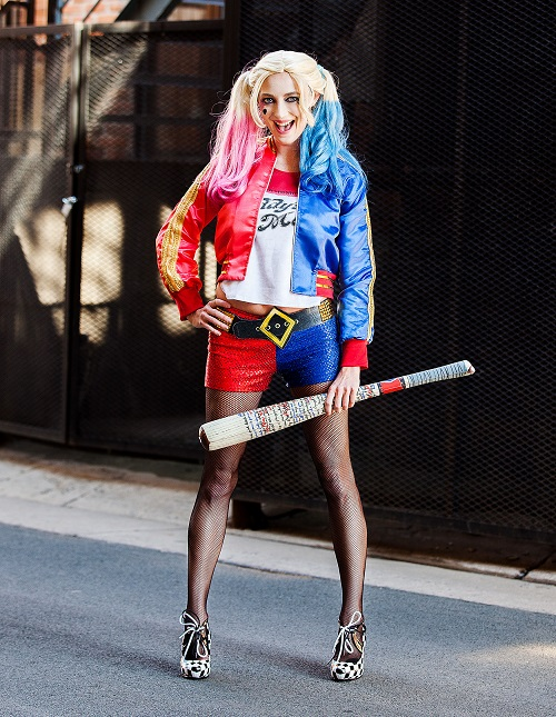 Suicide Harley Quinn Costume