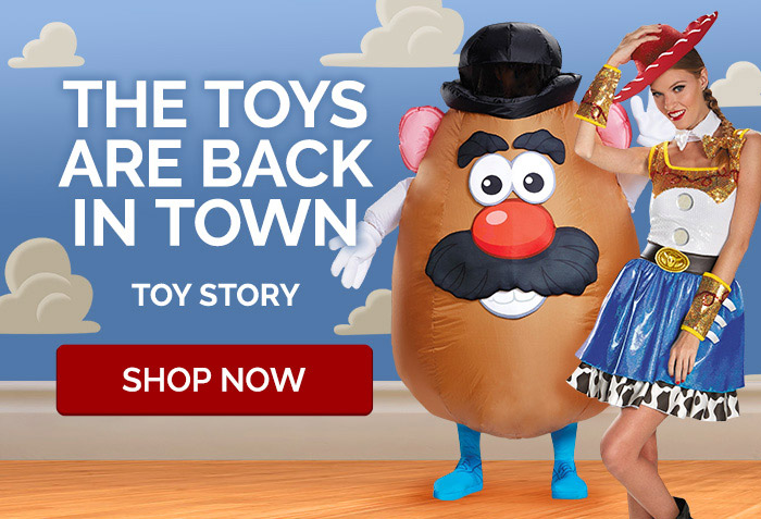 The Toys are Back in Town. Toy Story.