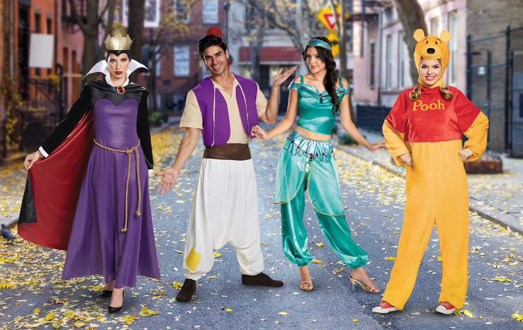 Adult Disney Costumes