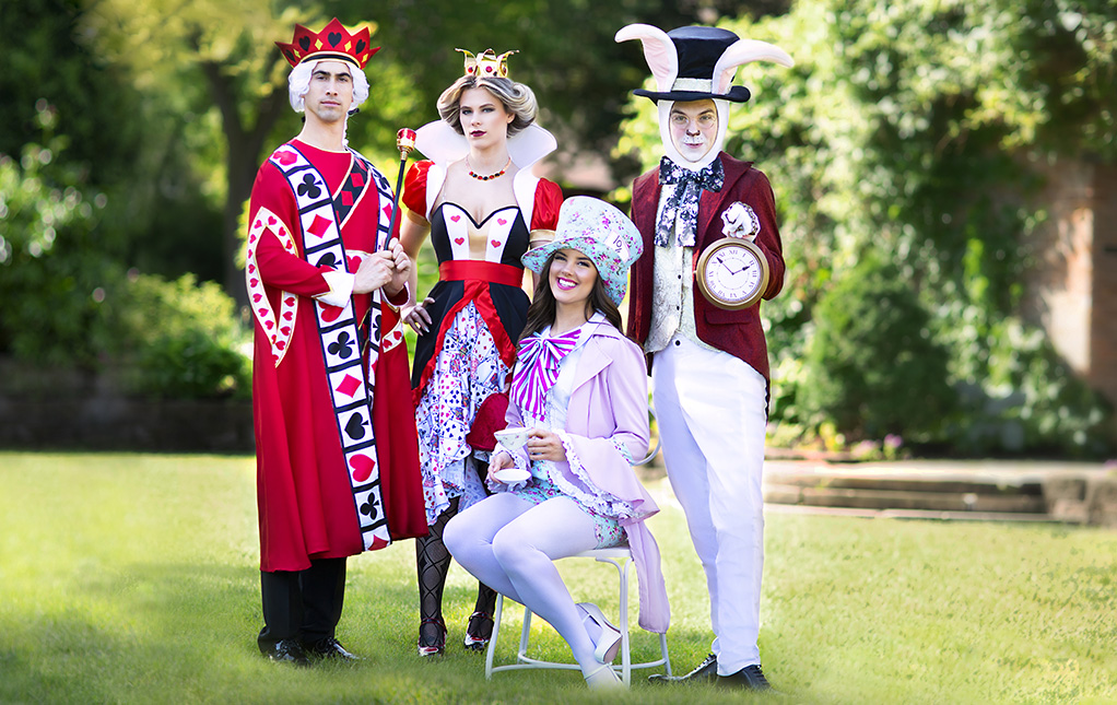 Alice in Wonderland Fancy Dress Ideas