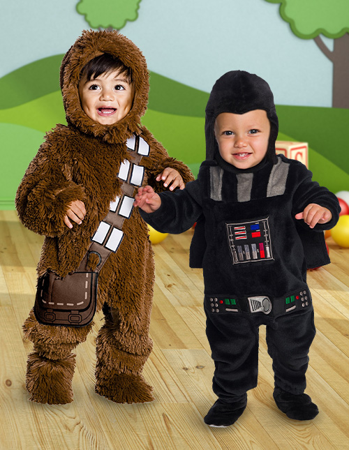 Baby Star Wars Costumes