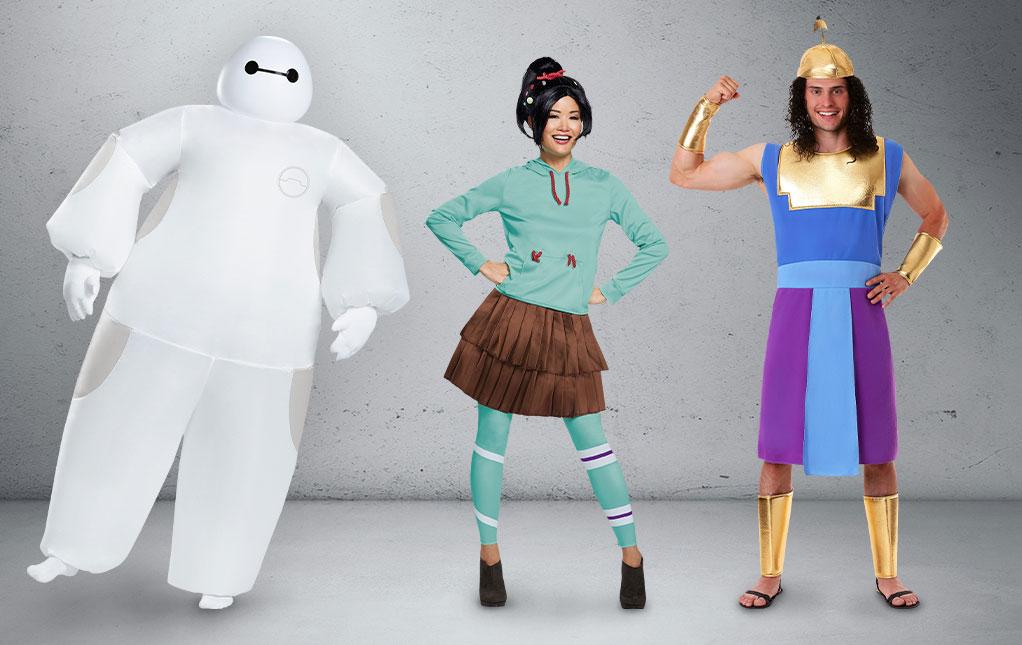Disney Character Costumes