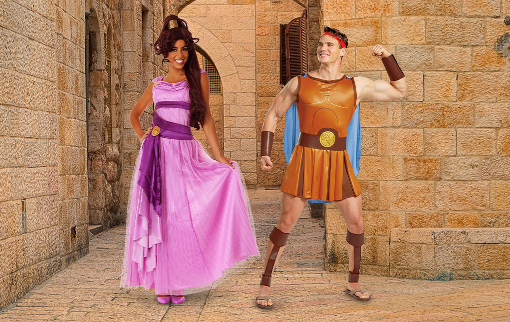 Disney Couple Costumes
