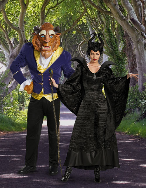 Plus-Size Disney Costumes