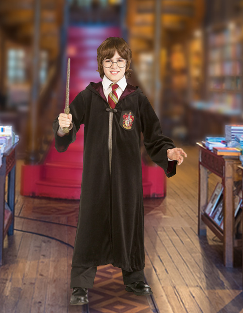Harry Potter Halloween Costume