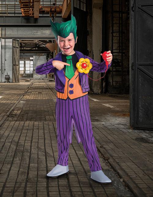Boys' Joker Costume