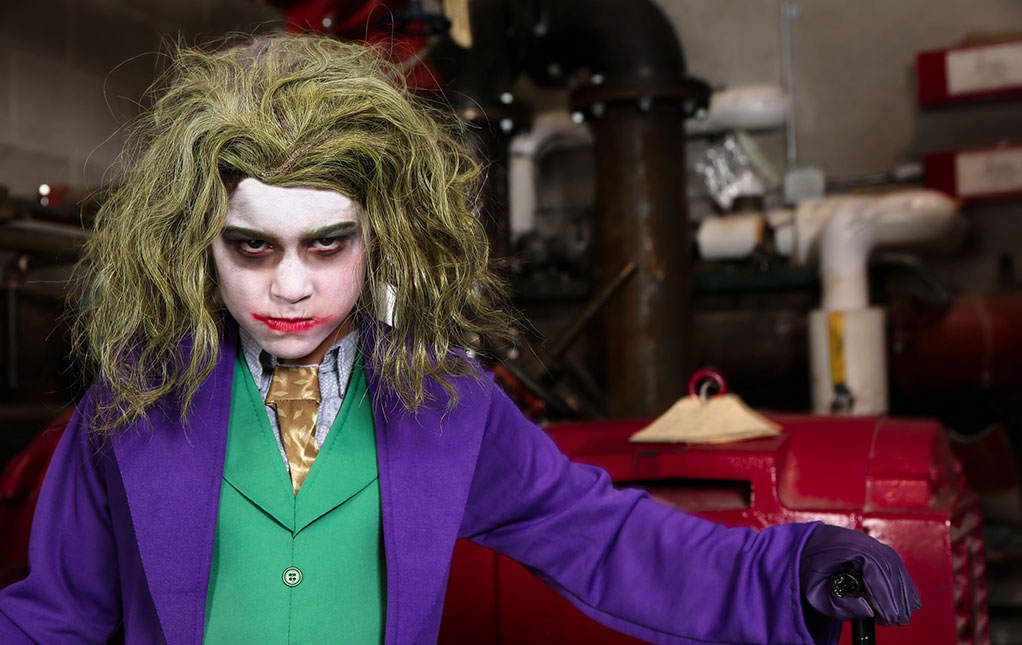 Joker Costume Ideas