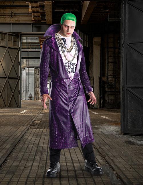 Joker Fancy Dress Costume