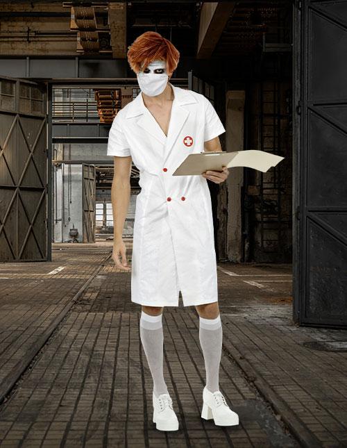 Joker Nurse Costume