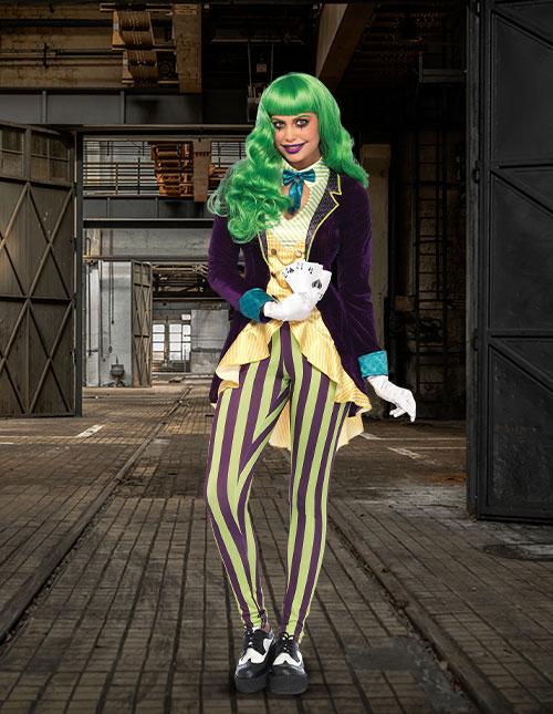 Women's Joker Costume