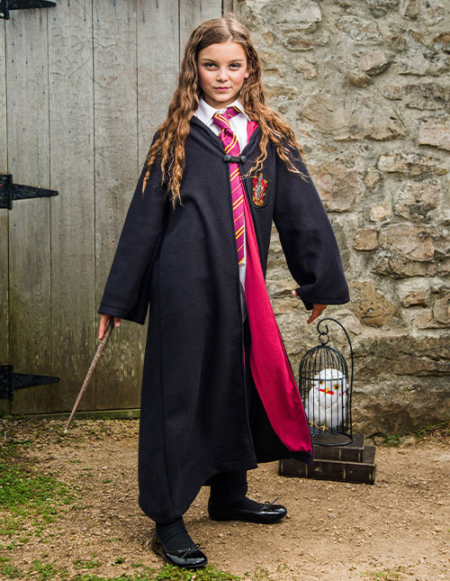 Hermione Granger Fancy Dress for Girls