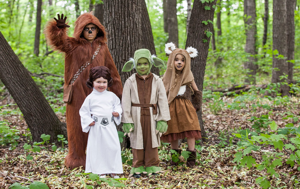 Star Wars Kids' Halloween Costumes