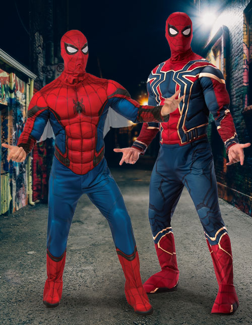 Men's Spider-Man Costumes