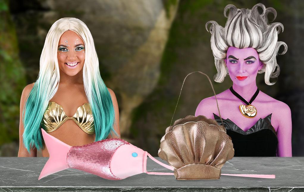 Mermaid Costume Accessories