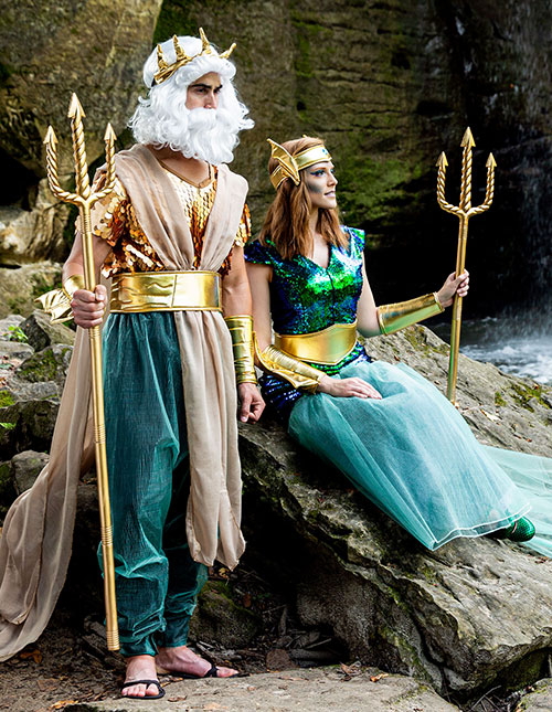 Mermaid Costume for Adults