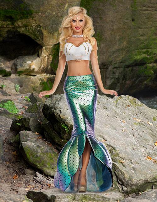 Sexy Mermaid Costume