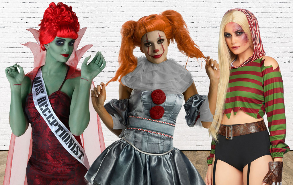Sexy Scary Halloween Costumes