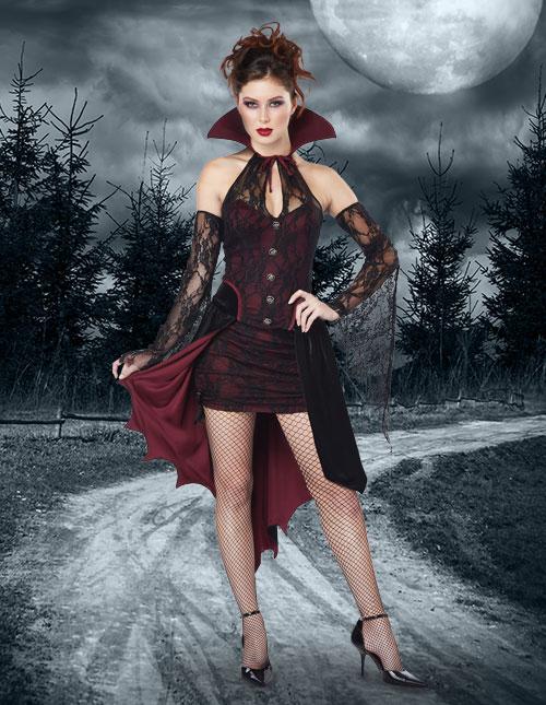 Sexy Vampire Costumes