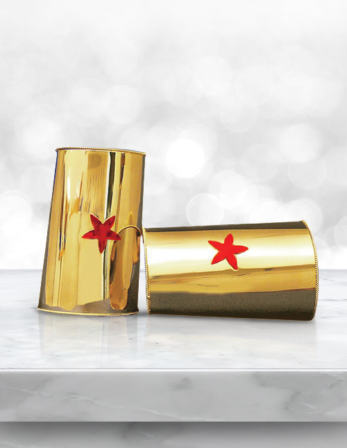 Wonder Woman Cuffs