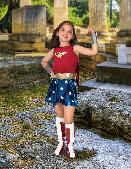 Wonder Woman Fancy Dress