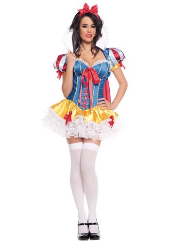 Lacy Sexy Snow White Costume
