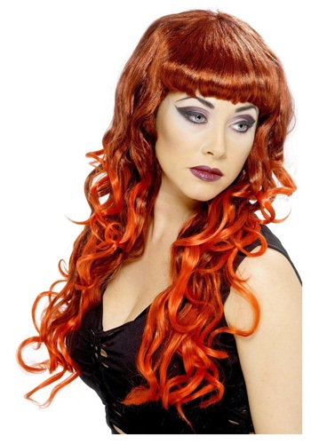 Red Hot Siren Wig