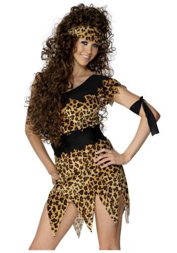 Wild Cavewoman Costume