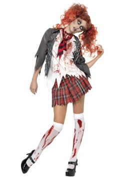 School Girl Zombie Costume