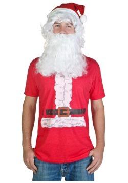 Mens Santa Claus Costume T-Shirt