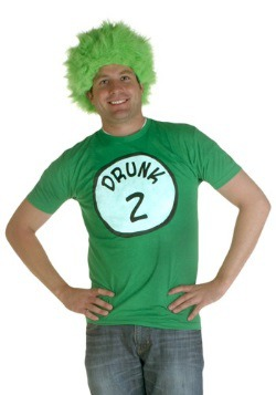 Drunk 2 Costume T-Shirt