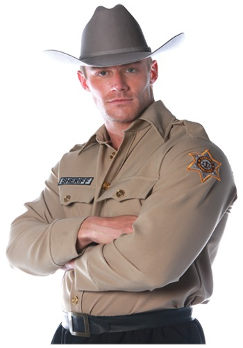 Mens Sheriff Shirt