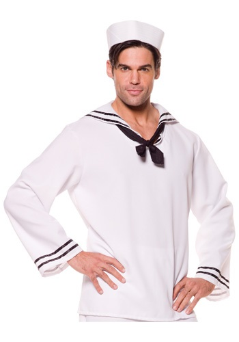 Plus Size Sailor Shirt