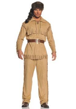 Frontier Man Costume