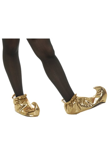 Gold Genie Shoes