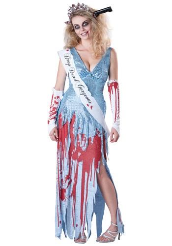 Drop Dead Prom Queen Costume