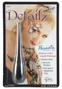 Detailz Liquid Eyeliner