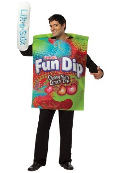 Mens Fun Dip Costume