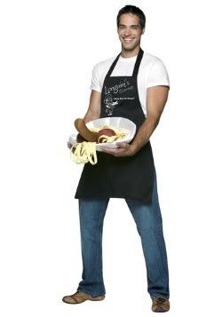 Longuini and Meatballs Costume for Men