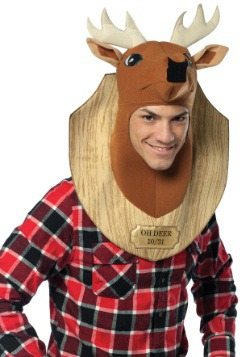 Trophy Head Oh Deer Costume