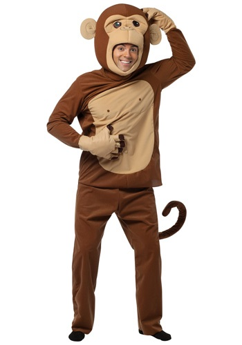 Adult Funky Monkey Costume