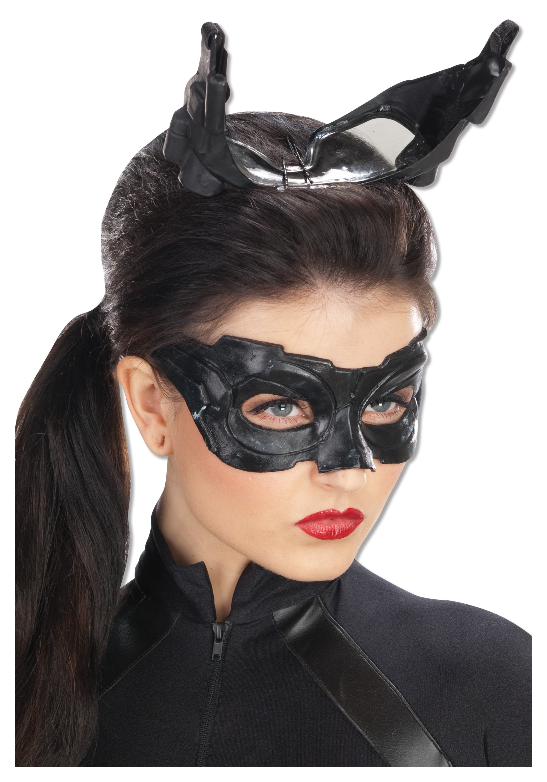 Deluxe Catwoman Mask  sc 1 st  Halloween Costumes & Superhero Accessories - Superhero Costume Boots Gloves and Masks