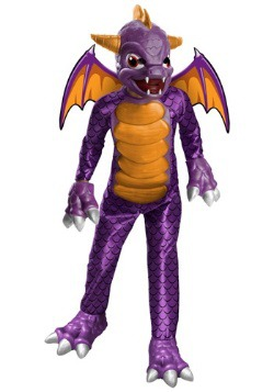 Deluxe Skylander Spyro Costume