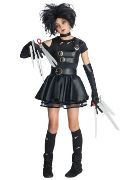Tween Miss Scissorhands Costume