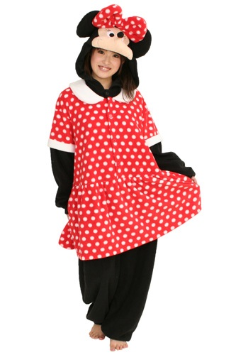 Minnie Mouse Pajama Costume