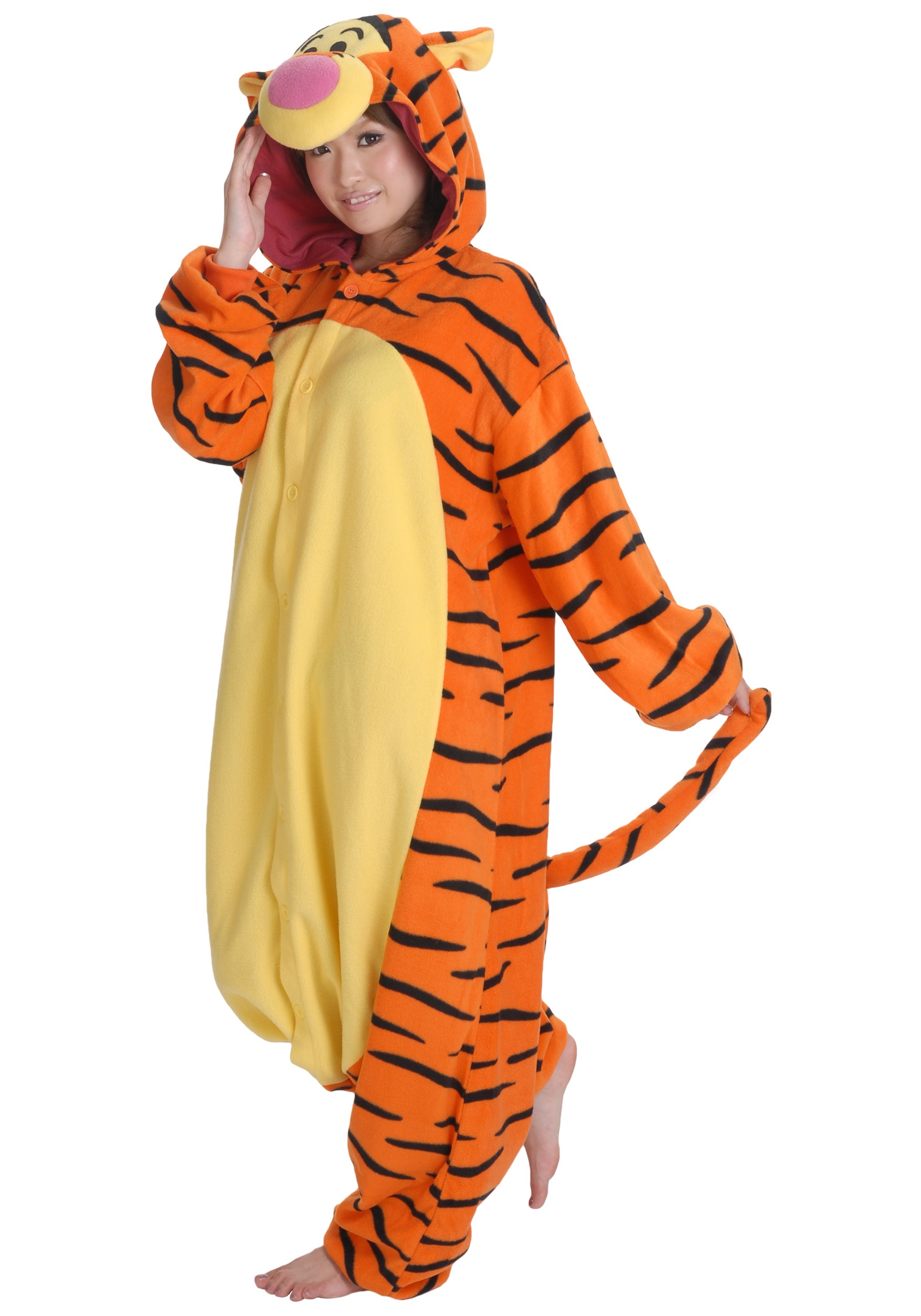 Tigger pajama costume tigger pajama costume solutioingenieria Image collections