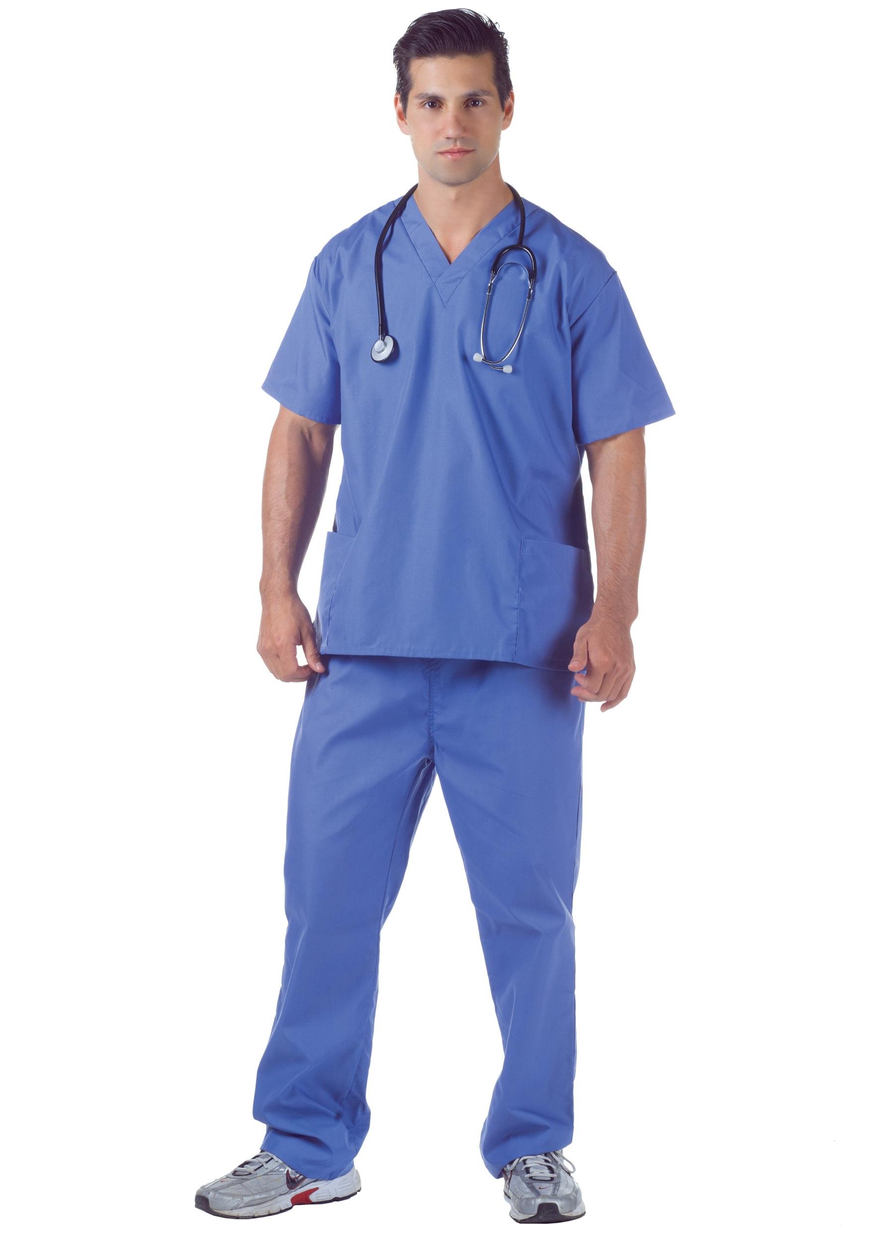 Plus Size Doctor C. Bush Costume - Mens Adult Humor Doctor