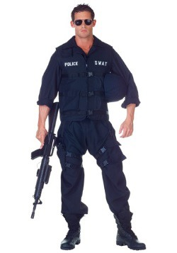 SWAT Jumpsuit Costume