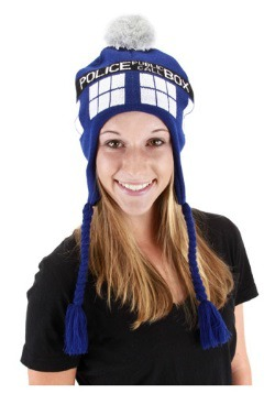TARDIS Laplander Hat
