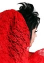 Plus Size Red Gothic Wedding Dress Costume