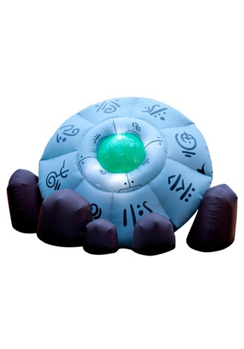 Crashed UFO Inflatable